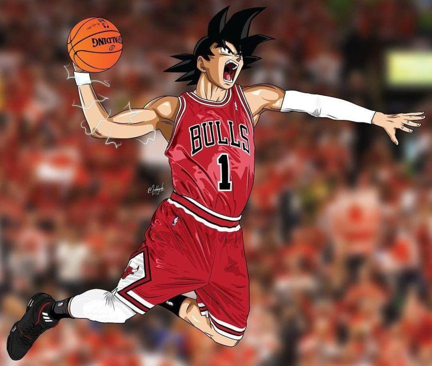 Michael Jordan toGoku