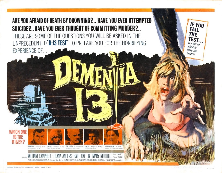 Dead Night Cinema 5: Dementia 13