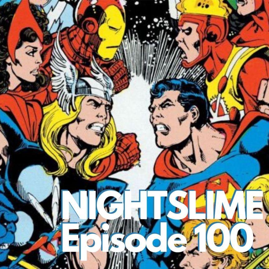 S03E06 [100]: Marvel vsDC