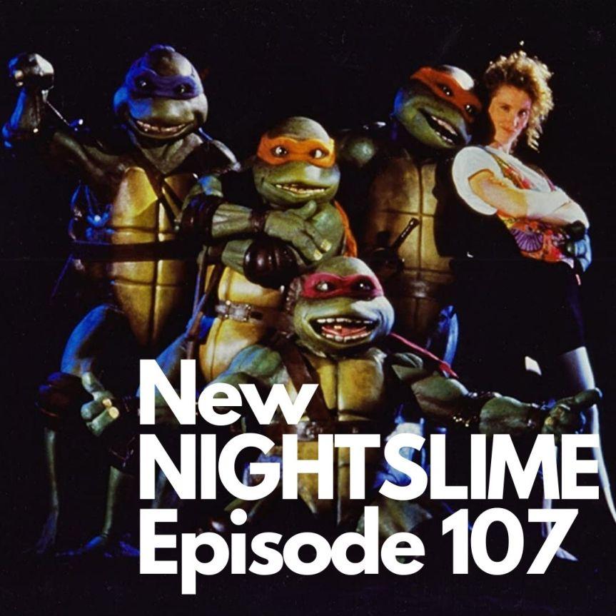 S03E13 [107]: Trzydziestolecie Wojowniczych Żółwi Ninja na dużymekranie