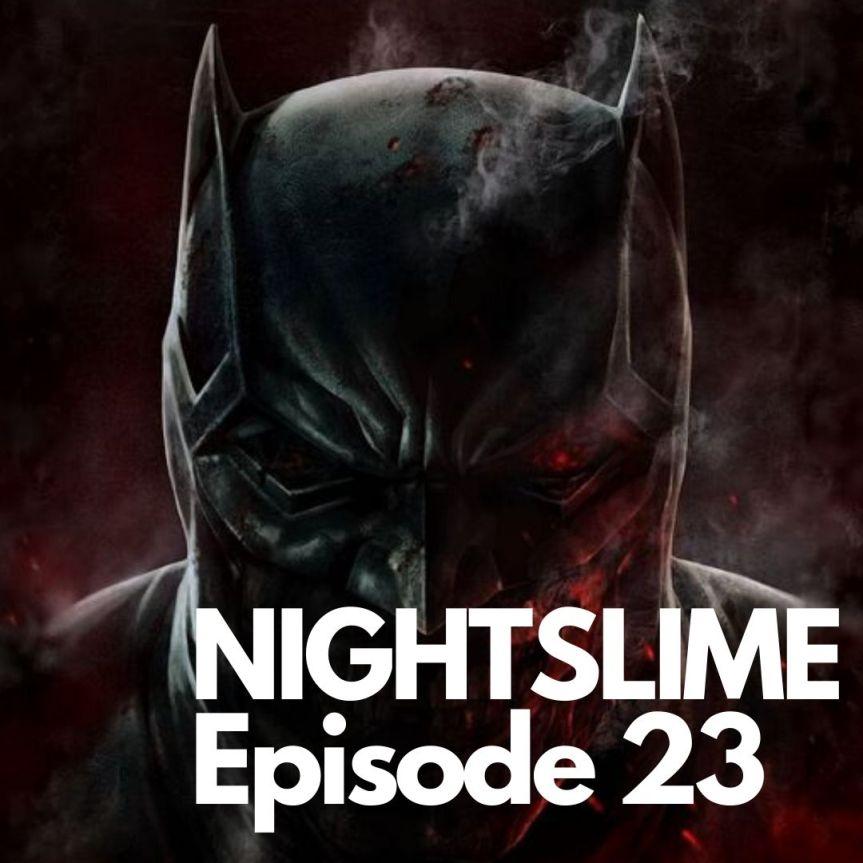 S01E23: Penis Batmana