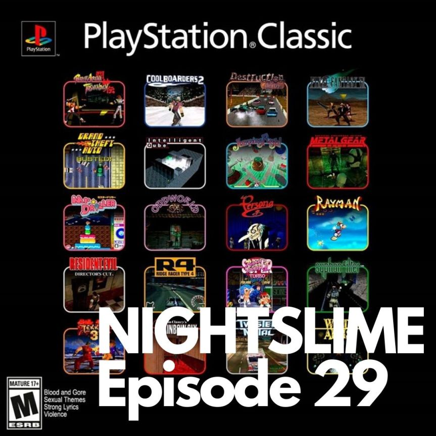 S01E29: PlayStation Classic