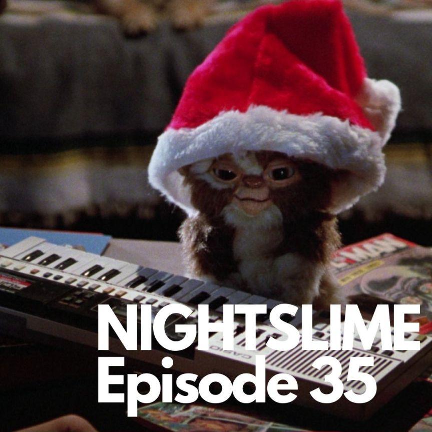 S01E35: Christmas HorrorMovies