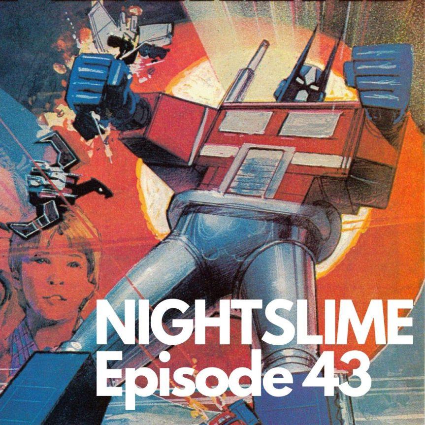 S02E07 [43]: Transformers KolekcjaG1