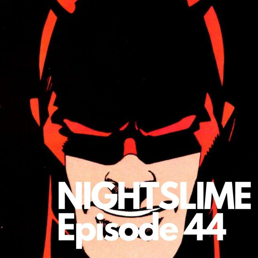 S02E08 [44]: Daredevil Visionaries FrankMiller