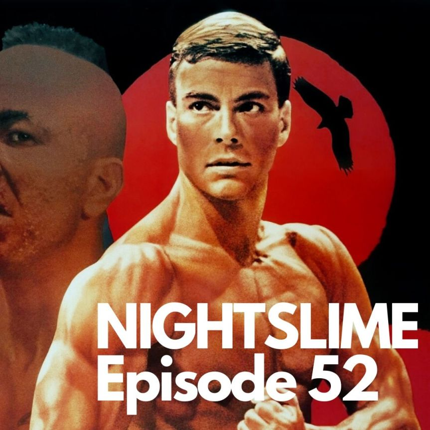 S02E16 [52]: Trzydziestolecie Kickboxer iCyborg