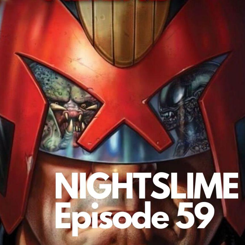 S02E23 [59]: Predator vs Judge Dredd vsAliens
