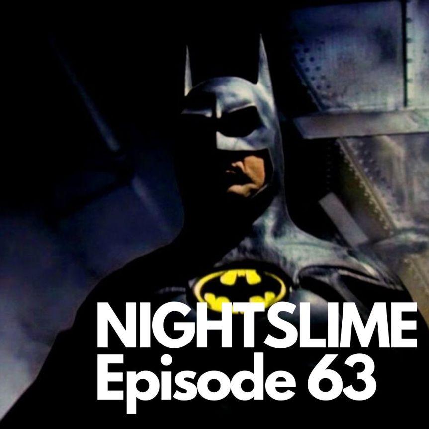 """S02E27 [63]: Trzydziestolecie """"Batmana"""" TimaBurtona"""