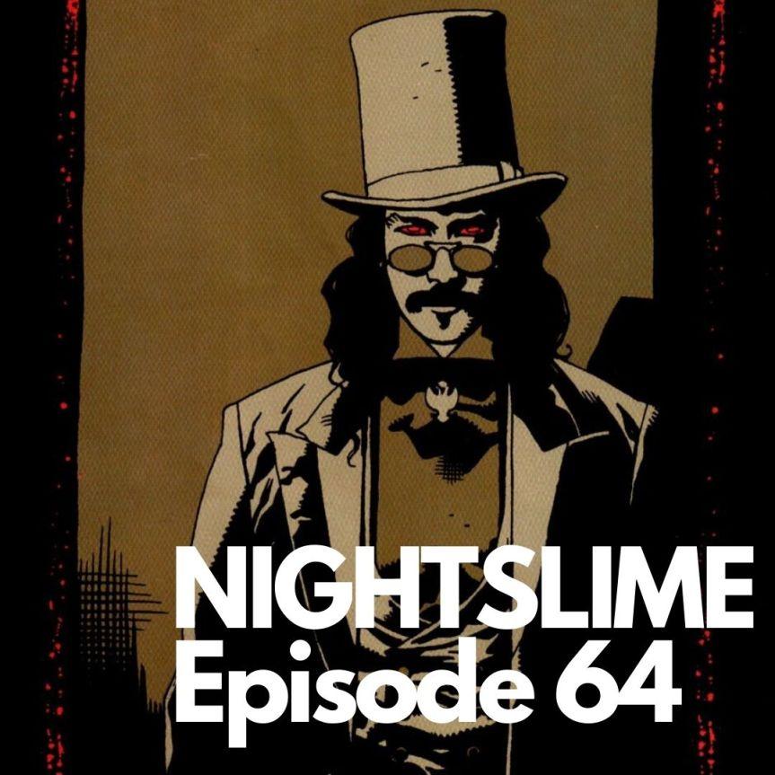 S02E28 [64]: Dracula według Mike'aMignoli