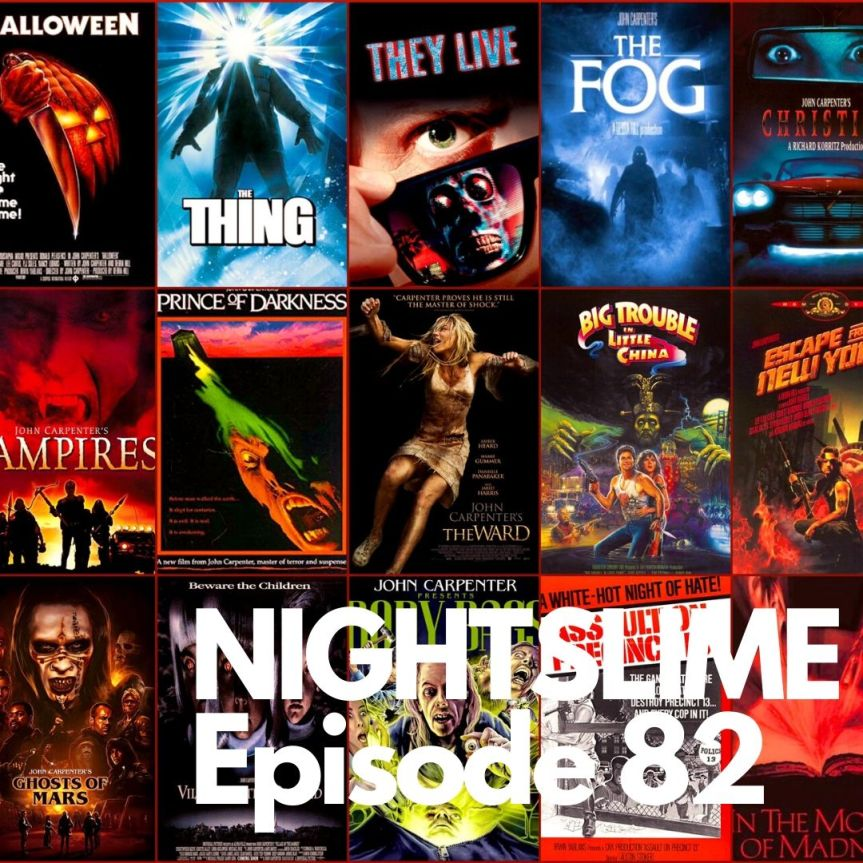 S02E46 [82]: The Best of John Carpenter Vol. 1