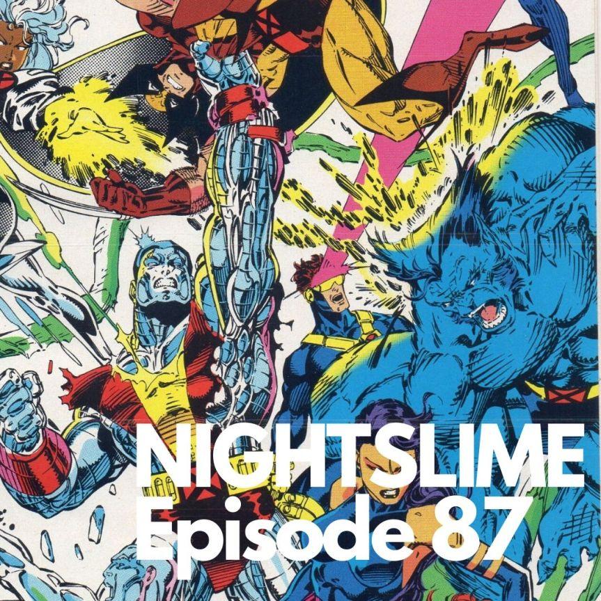 S02E51 [87]: Jim Lee'sX-Men