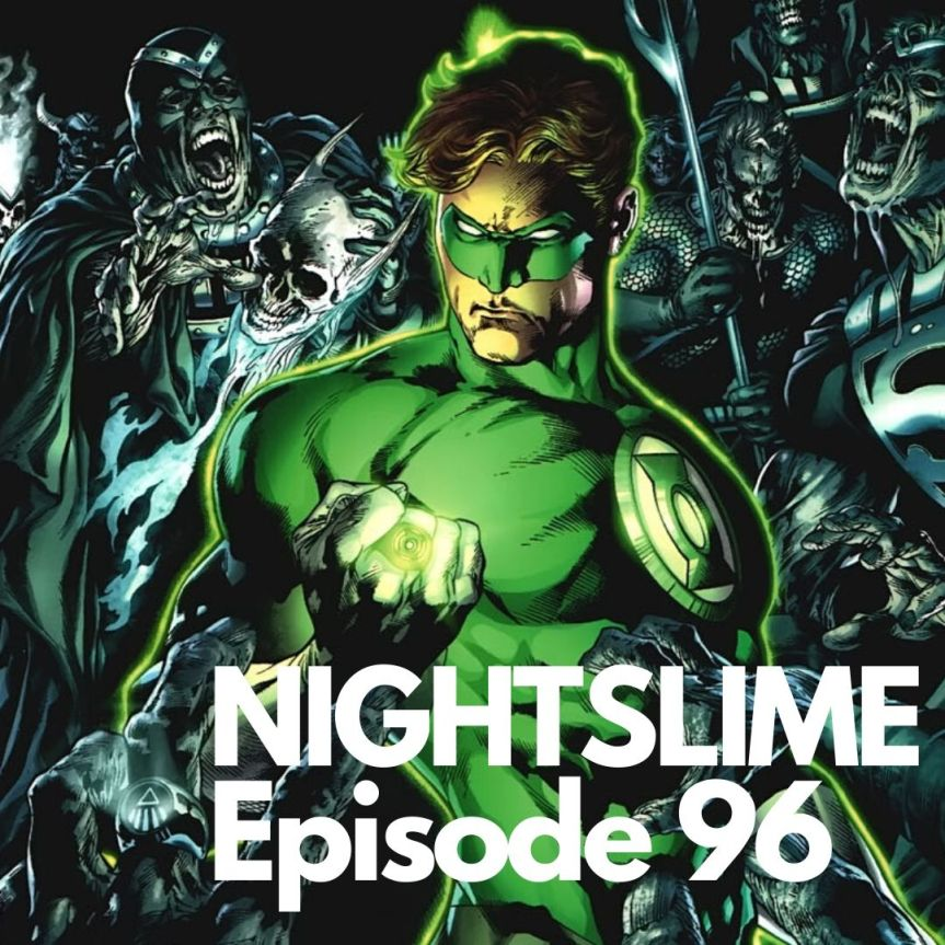 S03E02 [96]: Green Lantern – Najczarniejszanoc