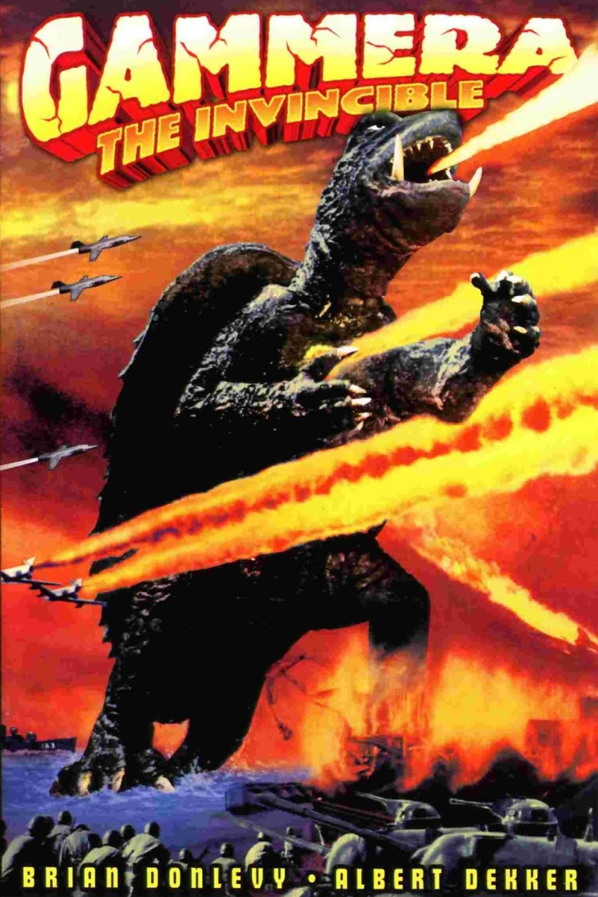 Dead Night Cinema 6: Gamera the Invincible