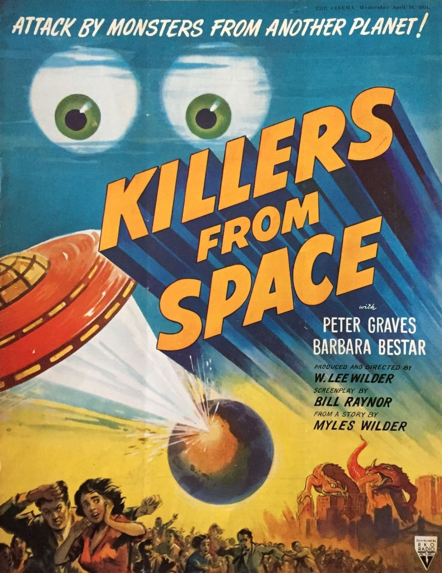 Dead Night Cinema 8: Killers from Space