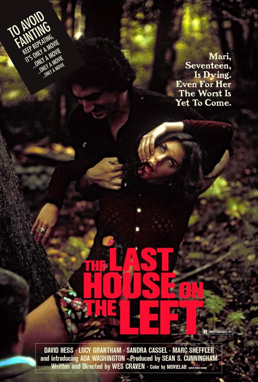 Dead Night Cinema 7: The Last House on theLeft