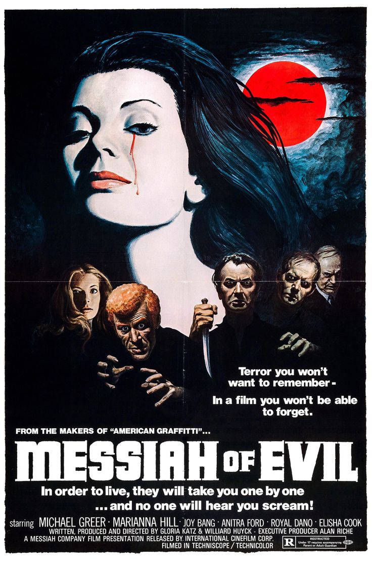Dead Night Cinema 4: Messiah of Evil