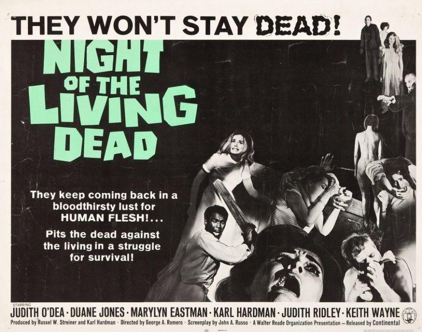 Dead Night Cinema 1: Night of the LivingDead