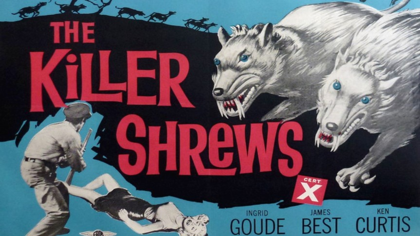Dead Night Cinema 13: The Killer Shrews