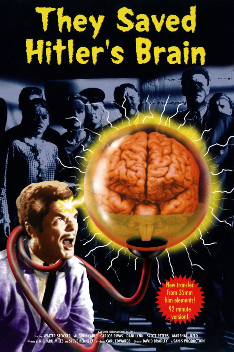 Dead Night Cinema 3: They Saved Hitler's Brain