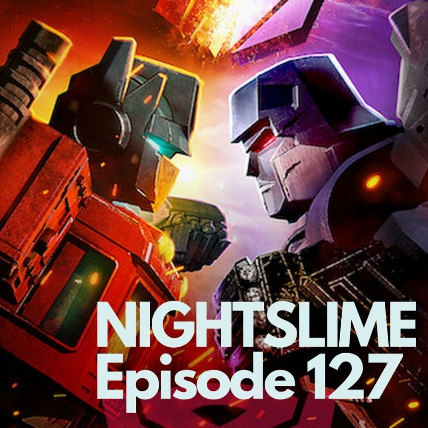 S03E33 [127]: Transformers Wojna o Cybertron –trylogia