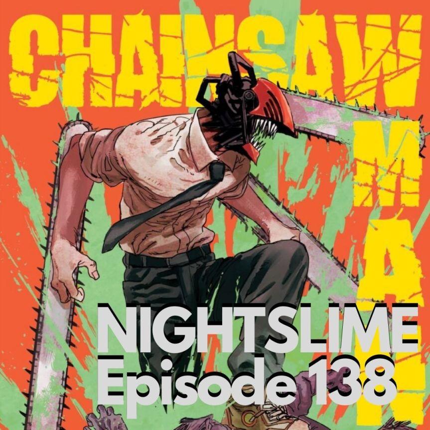 S03E44 [138] Chainsaw Man. Manga jak horror klasy B (Alex Siemiradzka/Waneko)