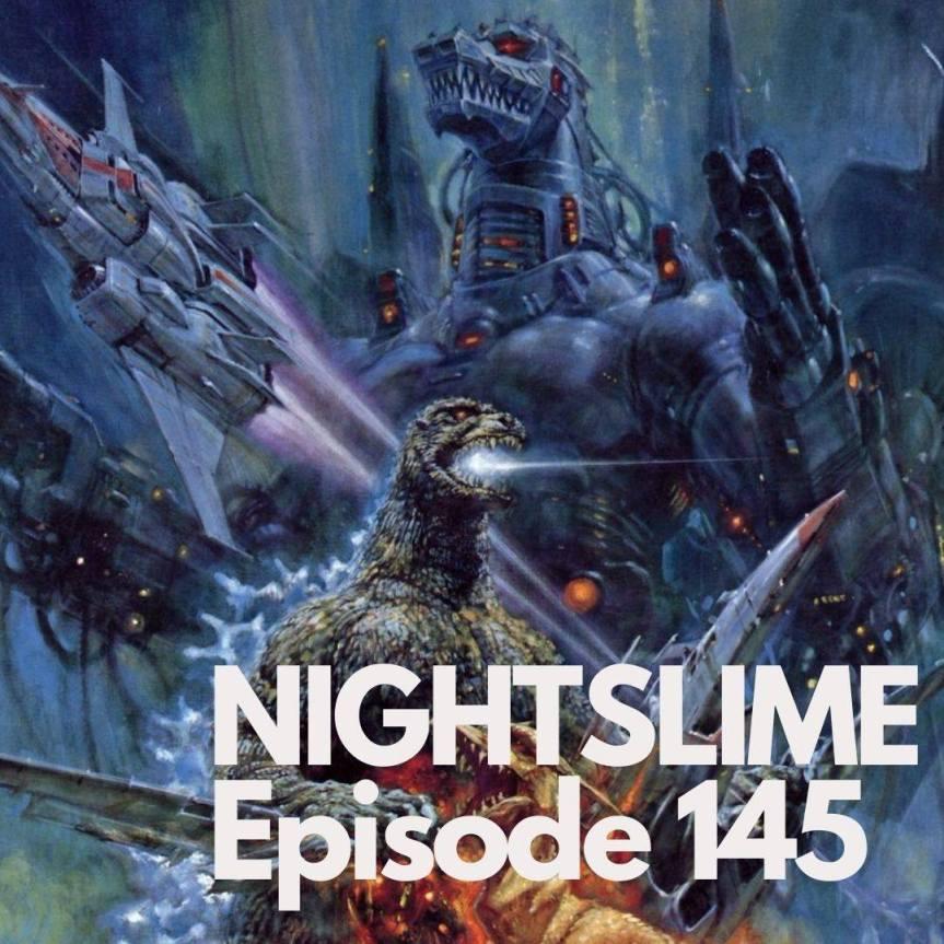 S03E51 [145] Godzilla, gore i Hanzo zwany brzytwą – Japonia klasyB