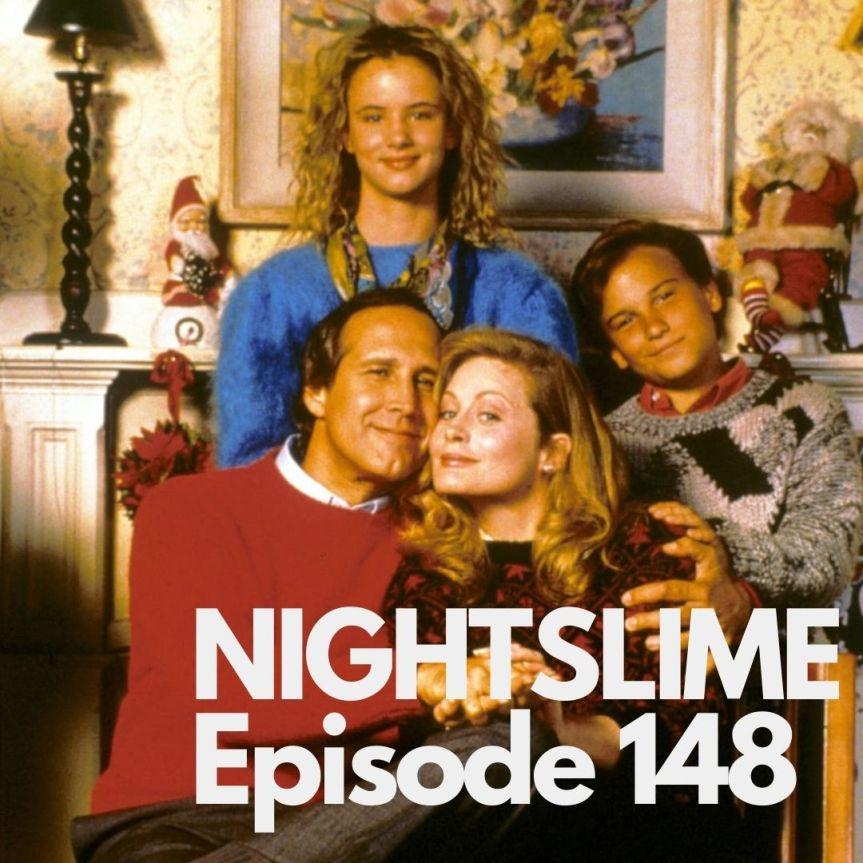 S03E54 [148] Święta z Nightslime i Griswoldami (commentarytrack)