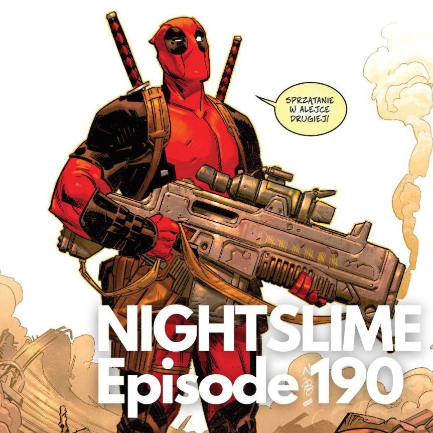 S04E40 [190] Deadpool. Najemnika śmierć nietyka